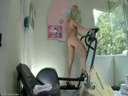 Lena Nicole totally naked 1