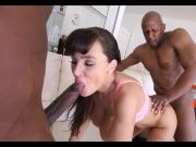 2 Black Monsters for Lisa Ann