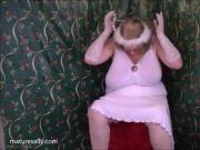 Xmas Fairy playing