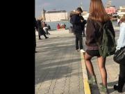 Turkish Shiny Pantyhose 6
