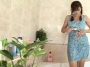 sexy babetta in shower