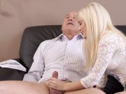 DADDY4K. Horny blondie wants to try someone little bit more
