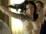 Riki Lindhome Topless Compilation on ScandalPlanet.Com