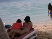 Filipina beach babe soles 1