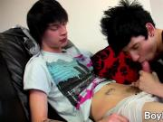 Emo twink Kyle Wilkinson in anal lovemaking session