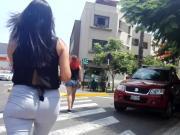 SEXY SPANDEX WALK 2