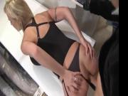 german busty blonde milf getting nailed