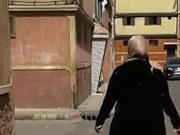 Arab big ass street walking