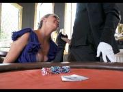 Wealthy MILF gambles with His Cock