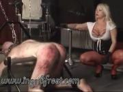 FEEL MY CANE LOSER ! GIVING U PAIN TURNS ME ON !