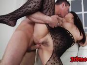 Brunette Valentina Nappi Anally Fucked