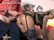 My Dirty Hobby - MilaElaine with 2 dicks in her mouth