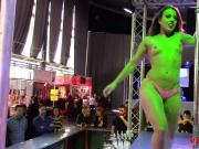 Striptease de Susy Sance at FEDA 2017