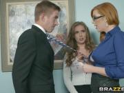 Brazzers - Big Tits at Work - The New Girl Part 3 scene sta