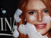 Cum on Bella Thorne #11