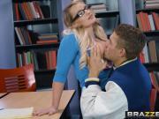 Brazzers - Big Tits at School - Cum Credits scene starring