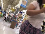 Indian woman has huge ass