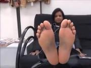 Indian Girl With Sexy Soles Feet - 37 Years Old