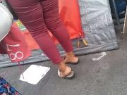 THICK super flea market wedgie.