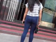 indian jeans girl
