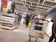 black leggings ikea