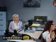 Big Tits at Work - Amina Danger Danny D - Wild Women at Work