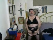 The Stripper Pisses & Cums