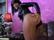 Beat it Raw for Arena Rome PANTYHOSE JOI EDGING