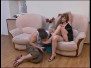 Russian Foot Sex