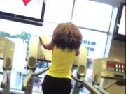Black Candid Treadmill