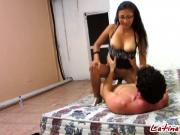 Latina girlfriend another motel scandal