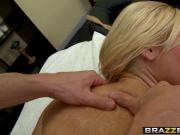 Brazzers - Baby Got Boobs - Full Body Massage scene starring