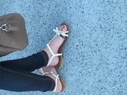 Candid Sexy Feet 3