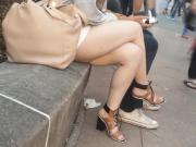 Bare Candid Legs - BCL#144