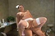 Fuck ass of bride nurse widow maid secretary