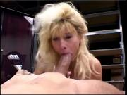 Mature Head #26 The Experianced Older Blonde Woman