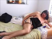 Riding my Dildo to a beautiful Orgasm