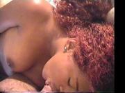 Dominicana mamando guevo