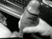 Playing with my Big Cock