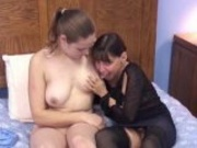 Mature Midget Vixen and Danni 50x3