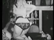 Vintage striptease