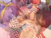 Lucky Star-Kagami is Sick(Cosplay Porn)
