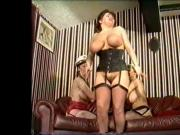 Donna Murray dance and strips in Nautical Naughties