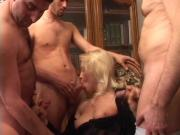 Immoral widow Daniela the conditions perversion husband