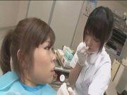 Lesbian dentist 3(censored)