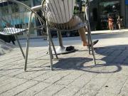 Candid Summertime Shoeplay Feet