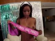 Ebony Skyler Dupree Anal Princess