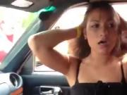 Sound System Makes Girl Orgasm