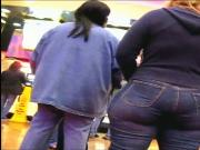 Thick Hipped PAWG
