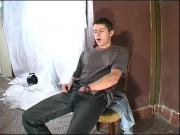 Twink slovak guy Martin Gera from Hammerboys TV